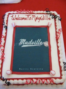 Mudville Cake