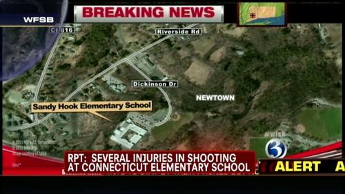 Breaking News: School Shooting