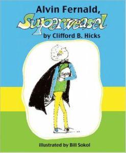 Alvin Fernald Superweasel