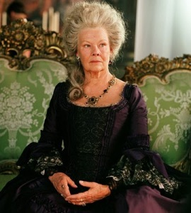 Judi Dench as Catherine de Bourgh
