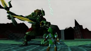 Link vs. Ganon