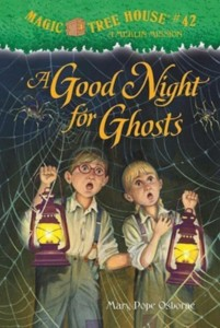 good night for ghosts
