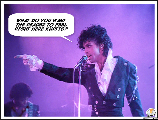 Prince writing advice